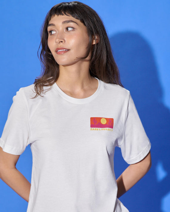 Adventure Mobile Womens Boxy Tee | Parks Project | National Park Tee