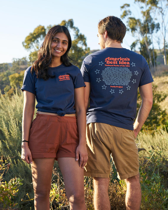 America's Best Idea Tee | Parks Project | National Park Gift