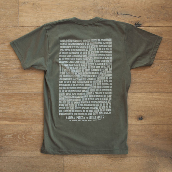 Around the Parks Tee | Parks Project | National Park T Shirt