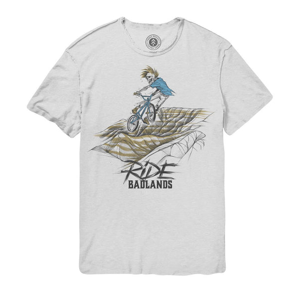 Badlands National Park Stonewash Tee | Parks Project | Vintage National Park Tees