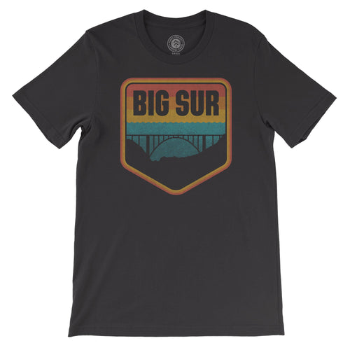 Big Sur Bridge Tee | Parks Project | National Park Vintage T Shirts