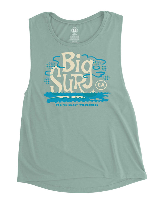 Big Sur Pacifica Sleeveless Tank | Parks Project | National Park Tank Tops