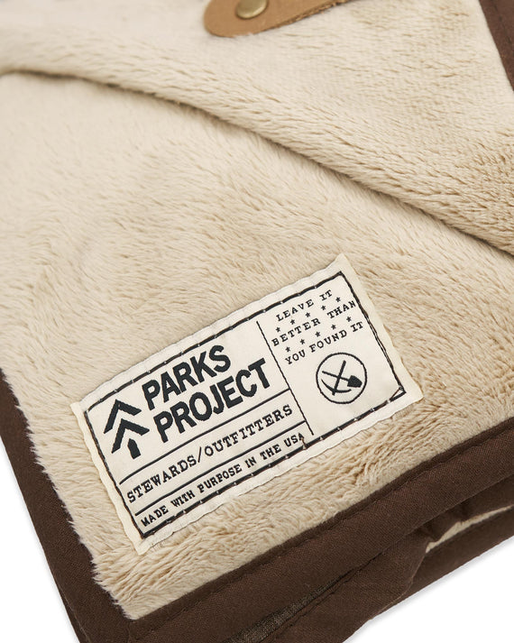 Parks Project X Belmont Blanket | Parks Project | National Park Blanket