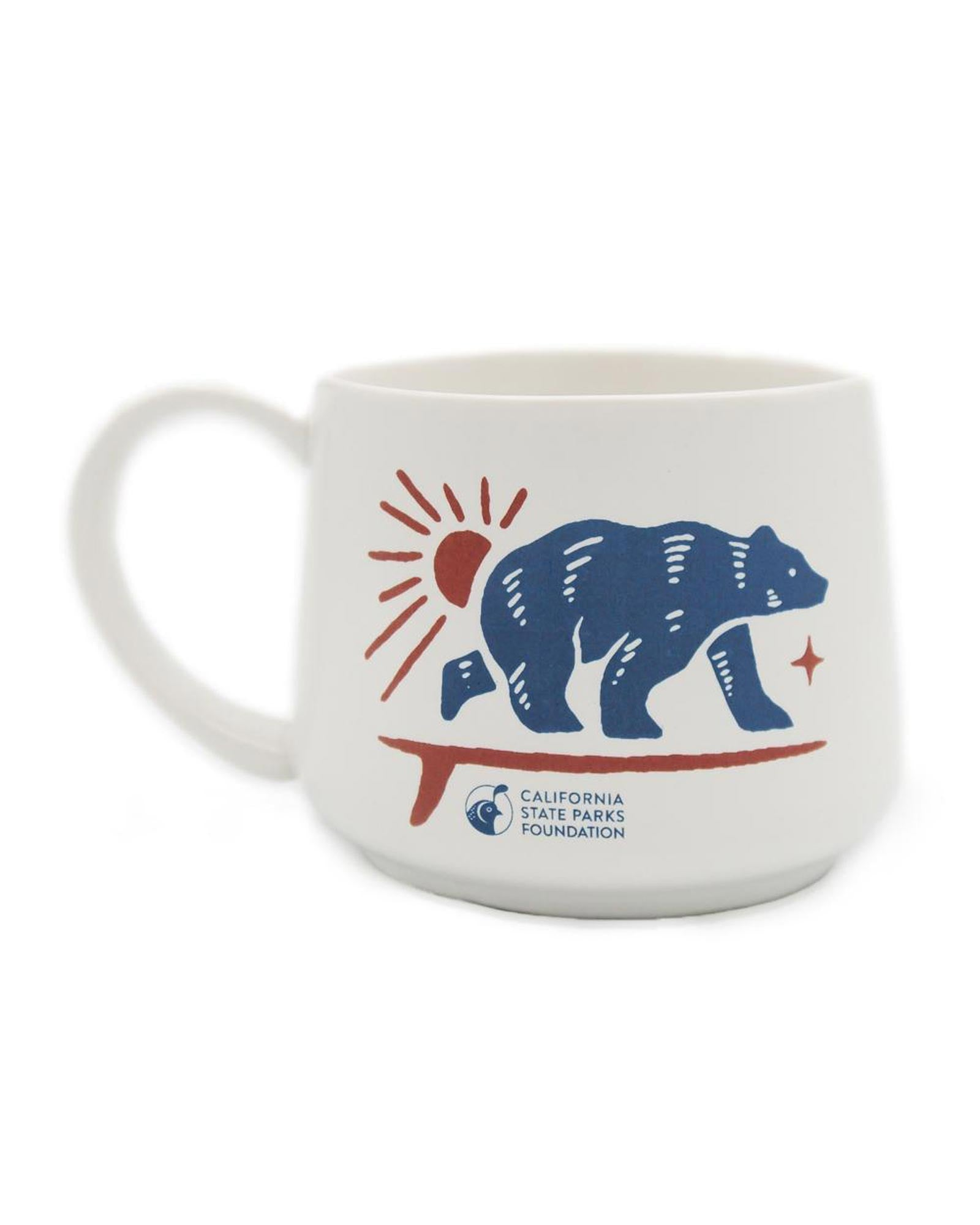 State Parks of California Ceramic Mug | Parks Project | State Parks of California Accessories