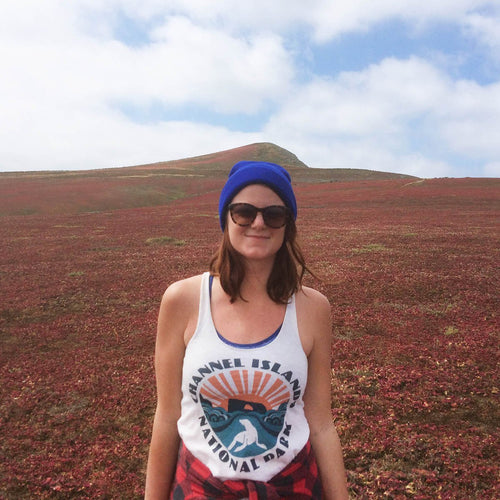 Channel Islands Sunset Racerback Tank | Parks Project | National Parks T-Shirt