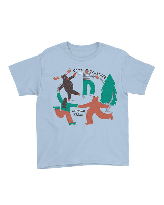 Come Together Kids Tee | Parks Project | National Park Kids