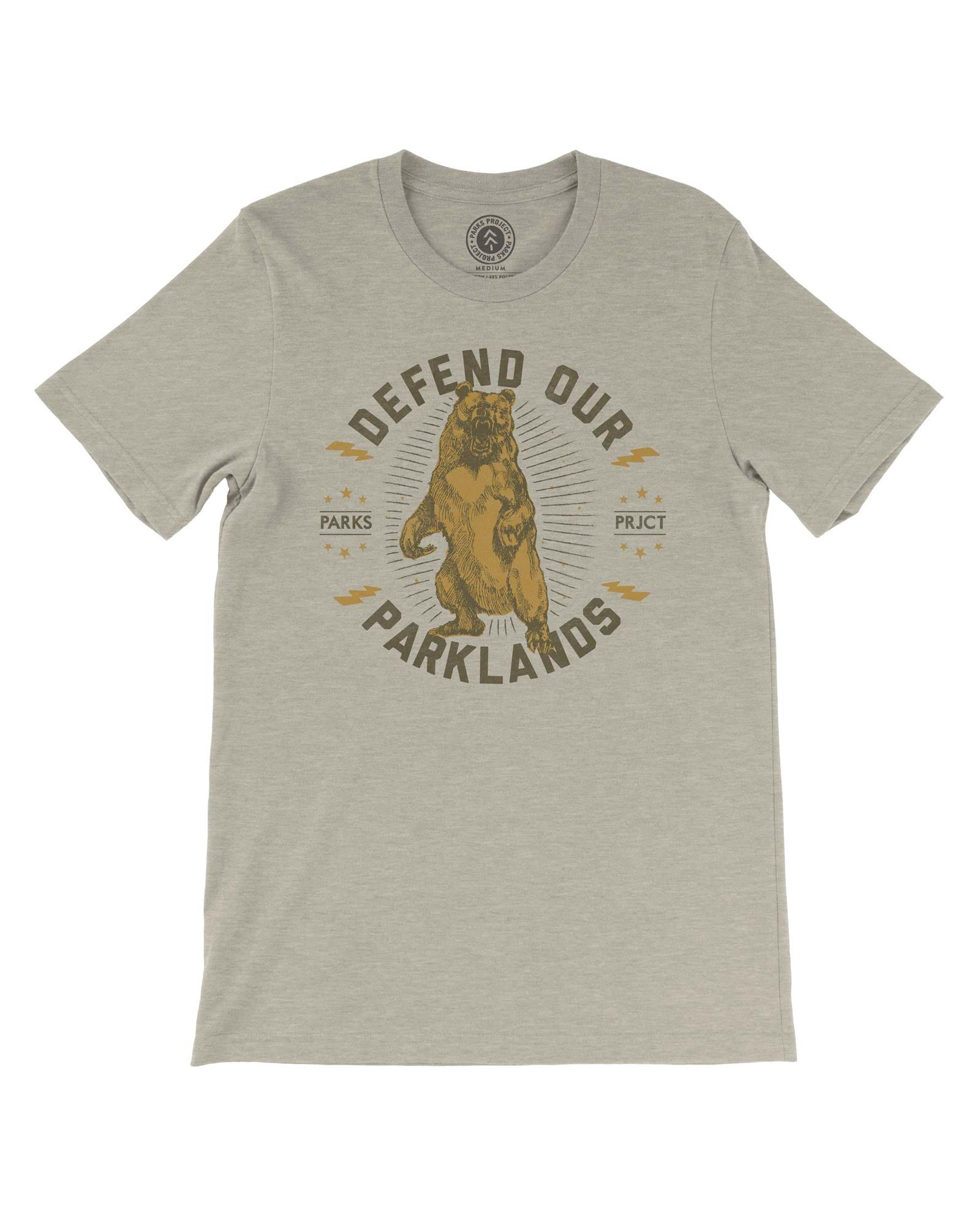 Defend our Parklands Tee | Parks Project | Alt National Park Shirt