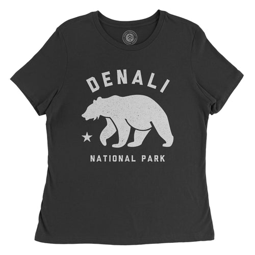 Denali Bear National Park Womens Shirt | Parks Project | National Parks Apparel
