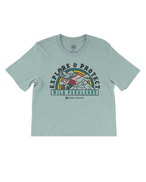 Explore & Protect Wild Parklands Women's Boxy Tee | Parks Project | National Park Women's Tee