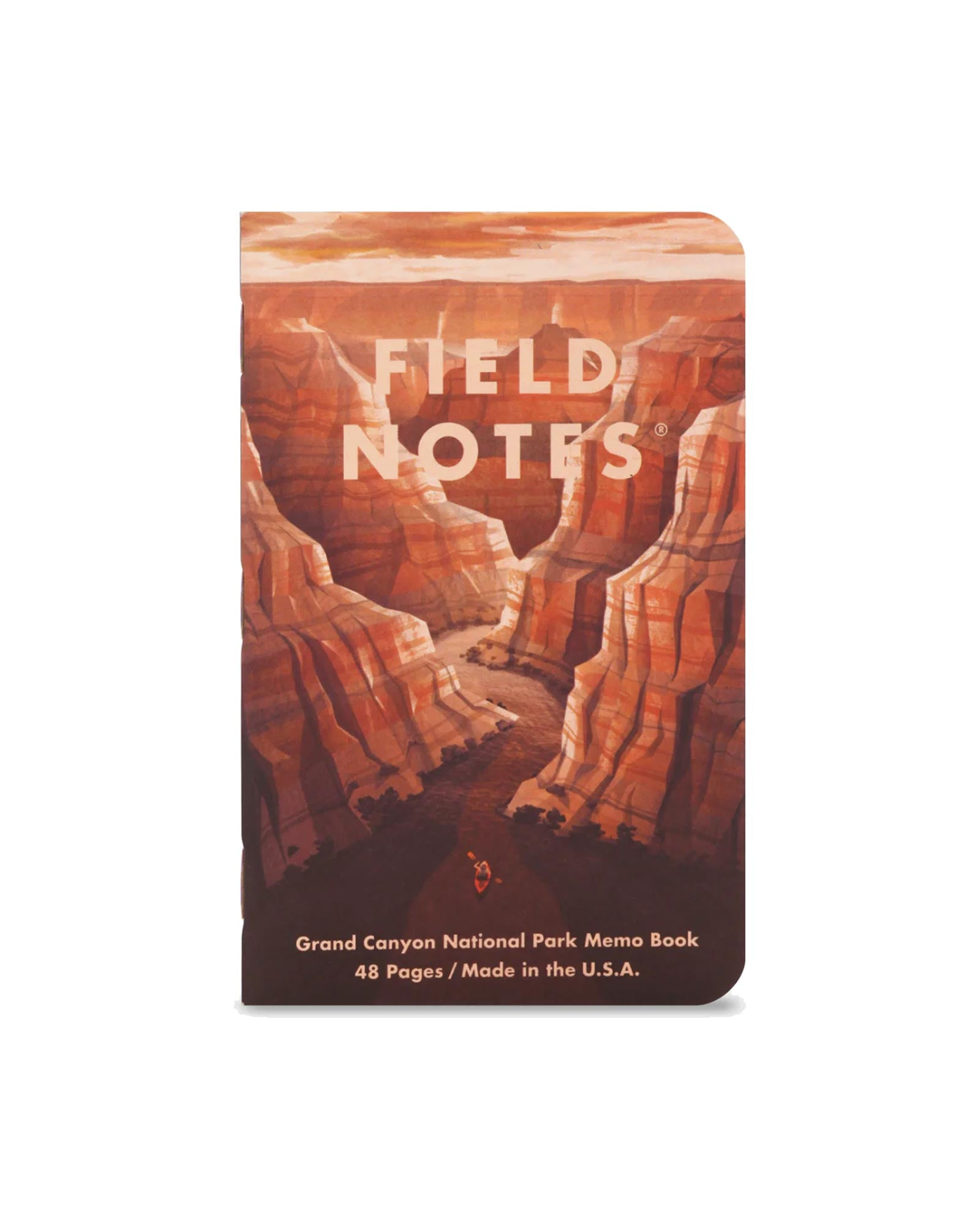 Grand Canyon, Joshua Tree, Mount Rainier Field Notes