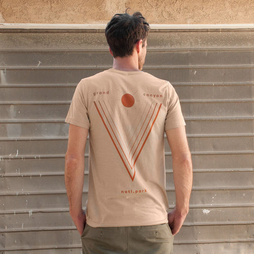 Grand Canyon National Park Deep V Tee | Parks Project | National Park T-Shirts
