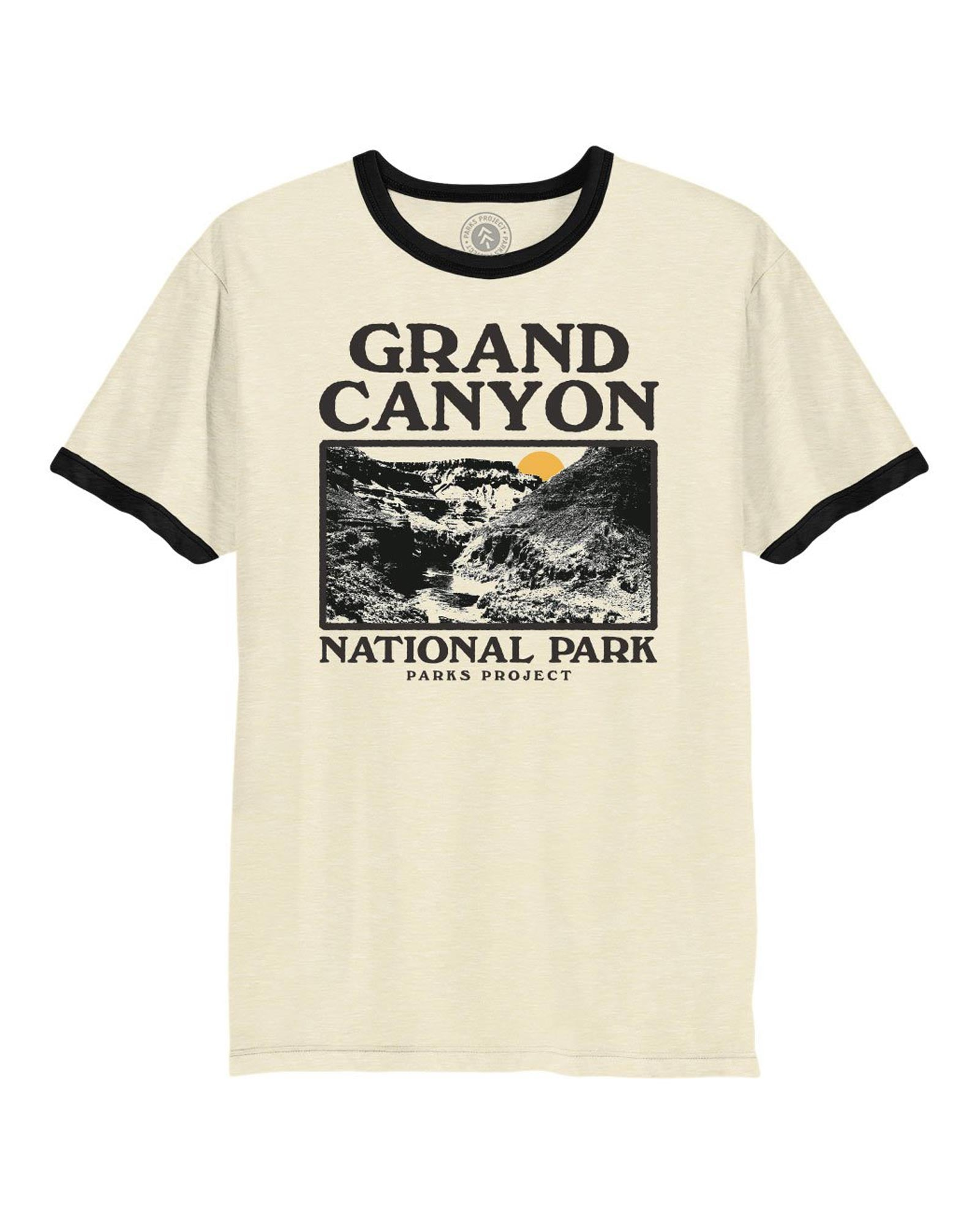 Grand Canyon Photo Ringer Tee | Parks Project | National Park Vintage Ringers