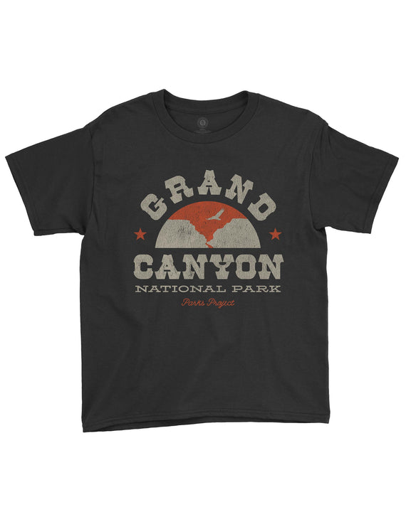 Grand Canyon Western Youth Tee | Parks Project | National Park Kids