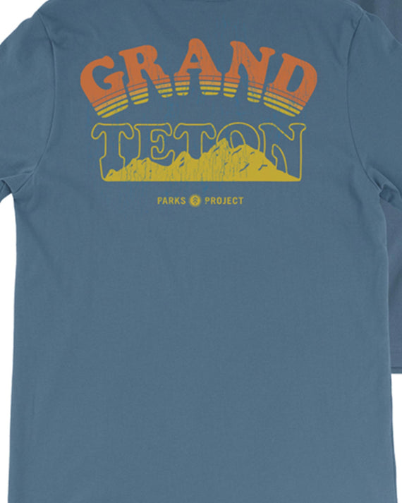 Grand Tetons Range Tee | Parks Project | National Park T-Shirt