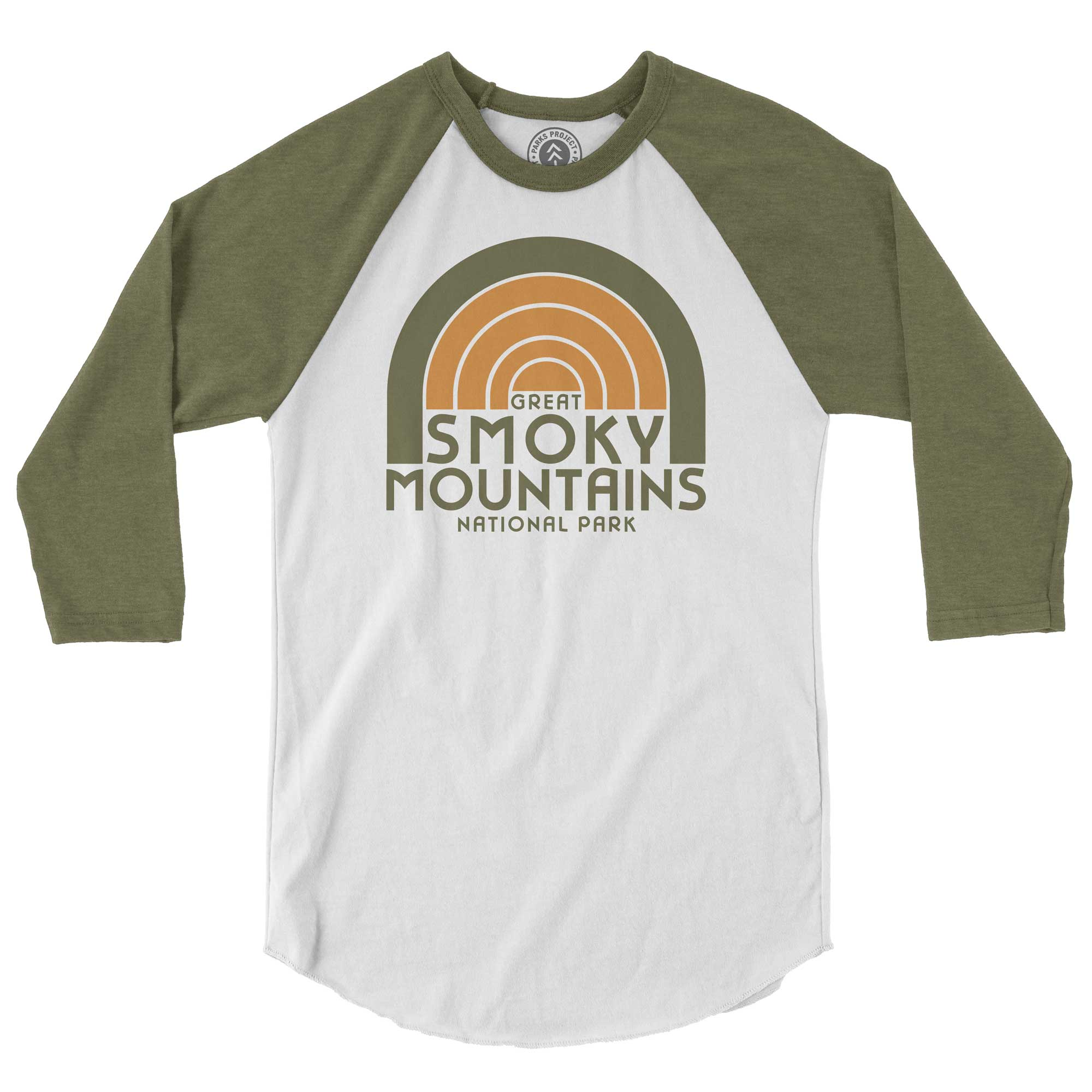 Great Smoky Yonder Raglan | Parks Project | National Parks Apparel