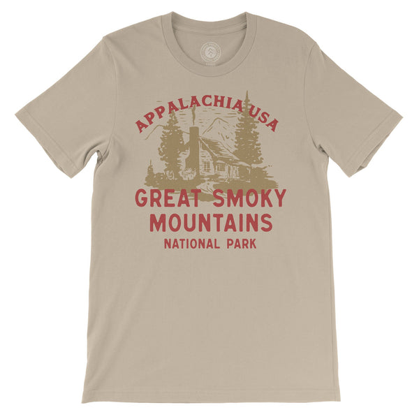 Great Smoky Appalachia Tee | Parks Project | National Parks Apparel