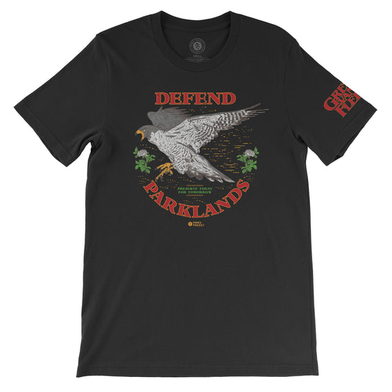 Parks Project x Greta Van Fleet Defend Tee | Parks Project | National Park Week Shirt