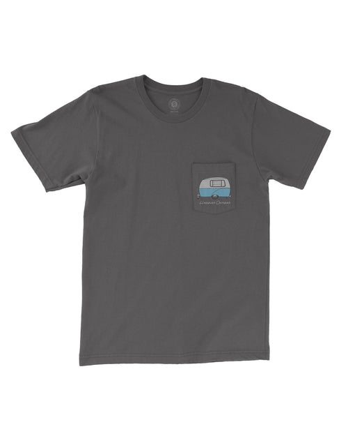 Happier Camper Pocket Tee | Parks Project | National Park Shirts