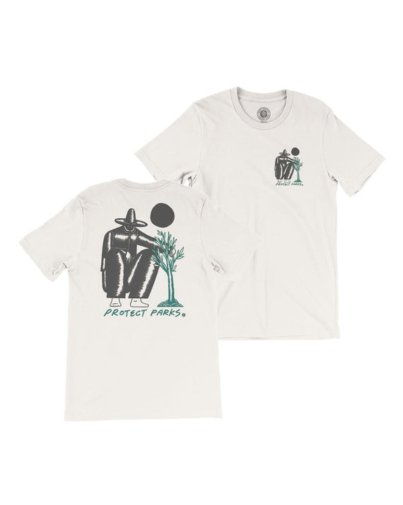 Hugging Tree Tee | Parks Project | Vintage National Park Apparel
