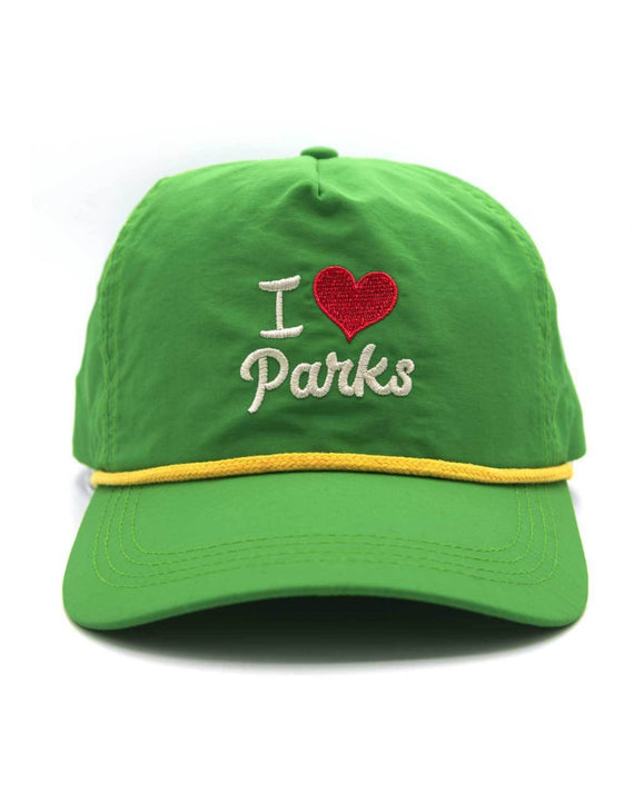 I Heart Parks Throwback Nylon Hat | Parks Project | National Parks Hat
