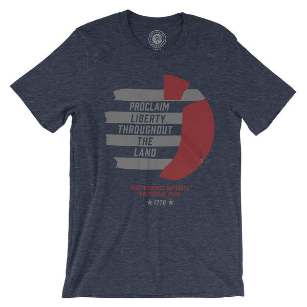 Independence National Historical Park Tee | Parks Project | National Park Shirts