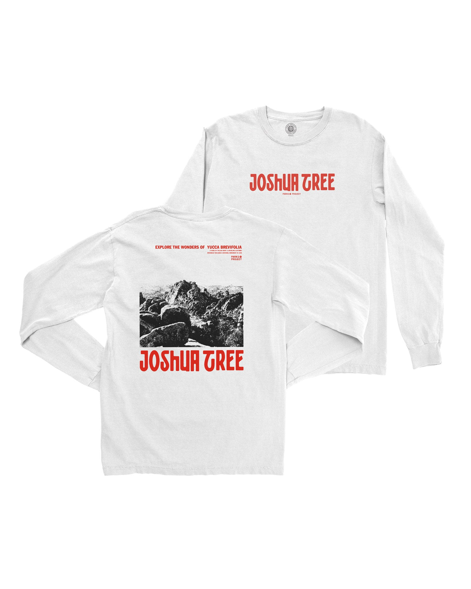 Joshua Tree Right to Explore Long Sleeve Tee | Parks Project | National Park Long Sleeve Shirts