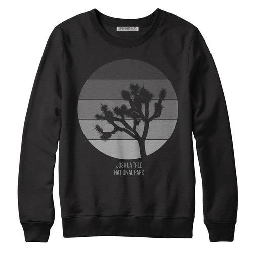 Joshua Tree National Park Bar Sun Sweatshirt | Parks Project | National Park Gift Shop
