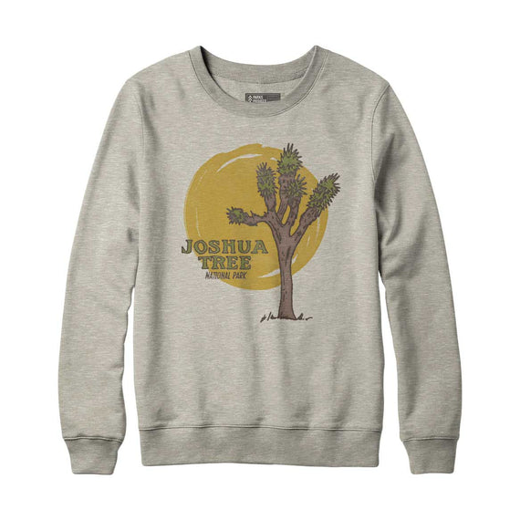Joshua Tree Yes Please Fleece Sweatshirt | Parks Project | National Parks Fleece