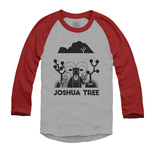 Joshua Tree Wild Parks Youth Raglan | Parks Project | National Park Tee