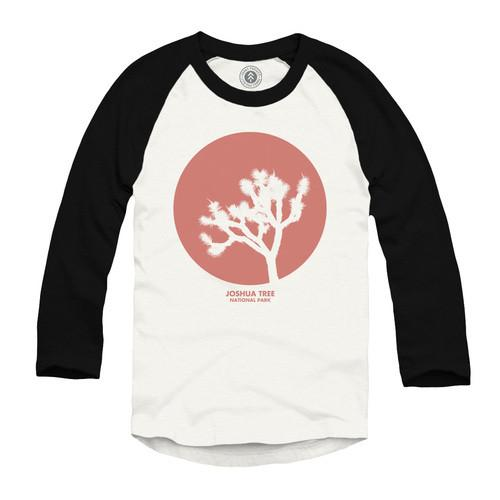 Joshua Tree Sun Raglan Tee | Parks Project | National Parks T Shirt