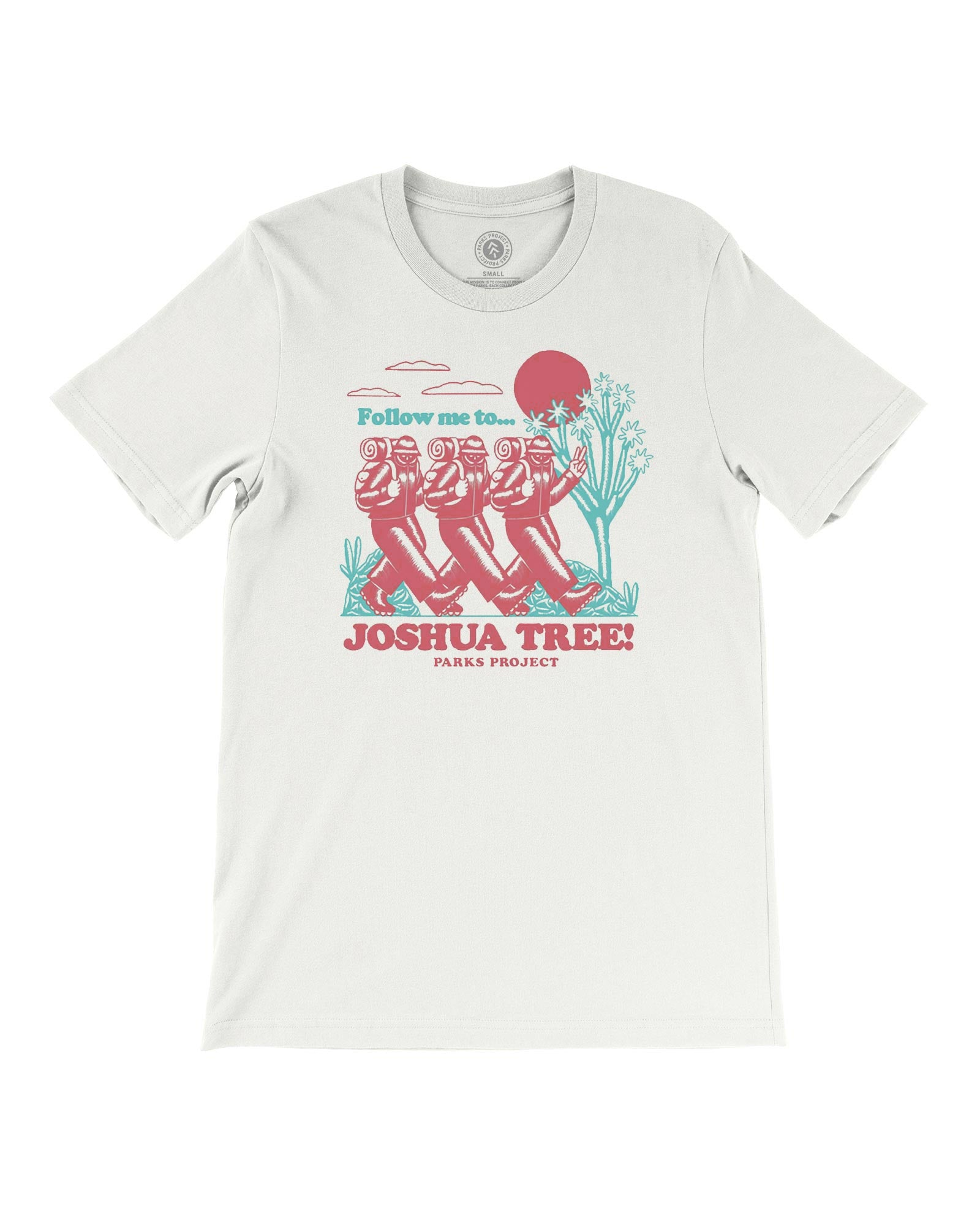 Joshua Tree Hiker Trio Tee | Parks Project | National Park Top