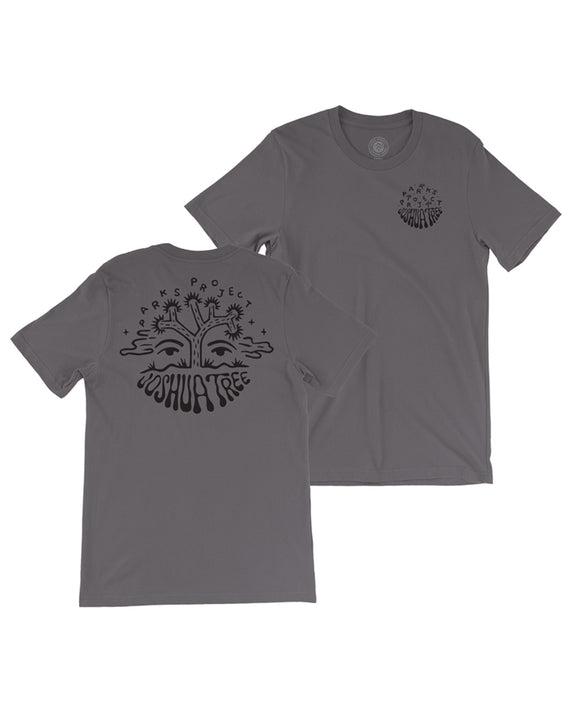 Joshua Tree Moon Face Tee | Parks Project | National Park Gift