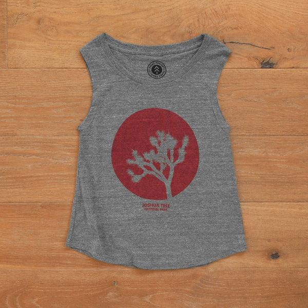 Joshua Tree National Park Sun Sleeveless Tank | Parks Project | National Parks Tank