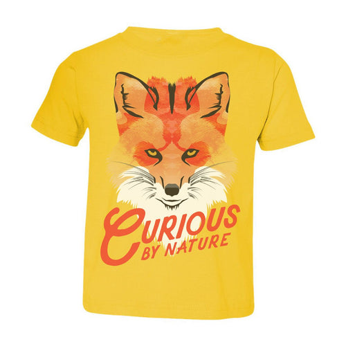 Curious By Nature Kids Tee | Parks Project | National Parks Shirts