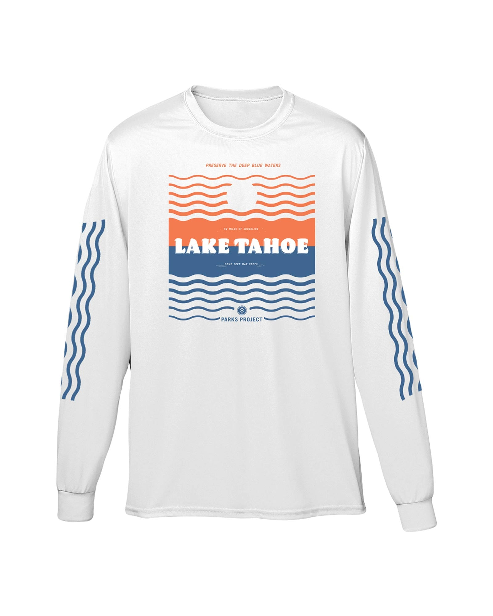 Preserve Lake Tahoe Long Sleeve Tee | Parks Project | National Park Longsleeve