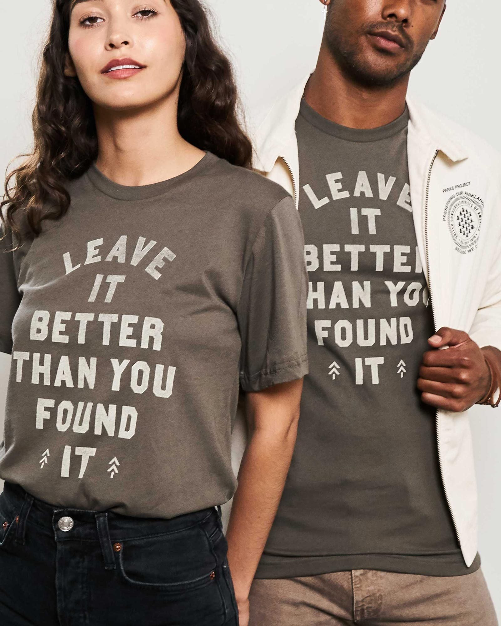 Leave it Better Stamped Tee