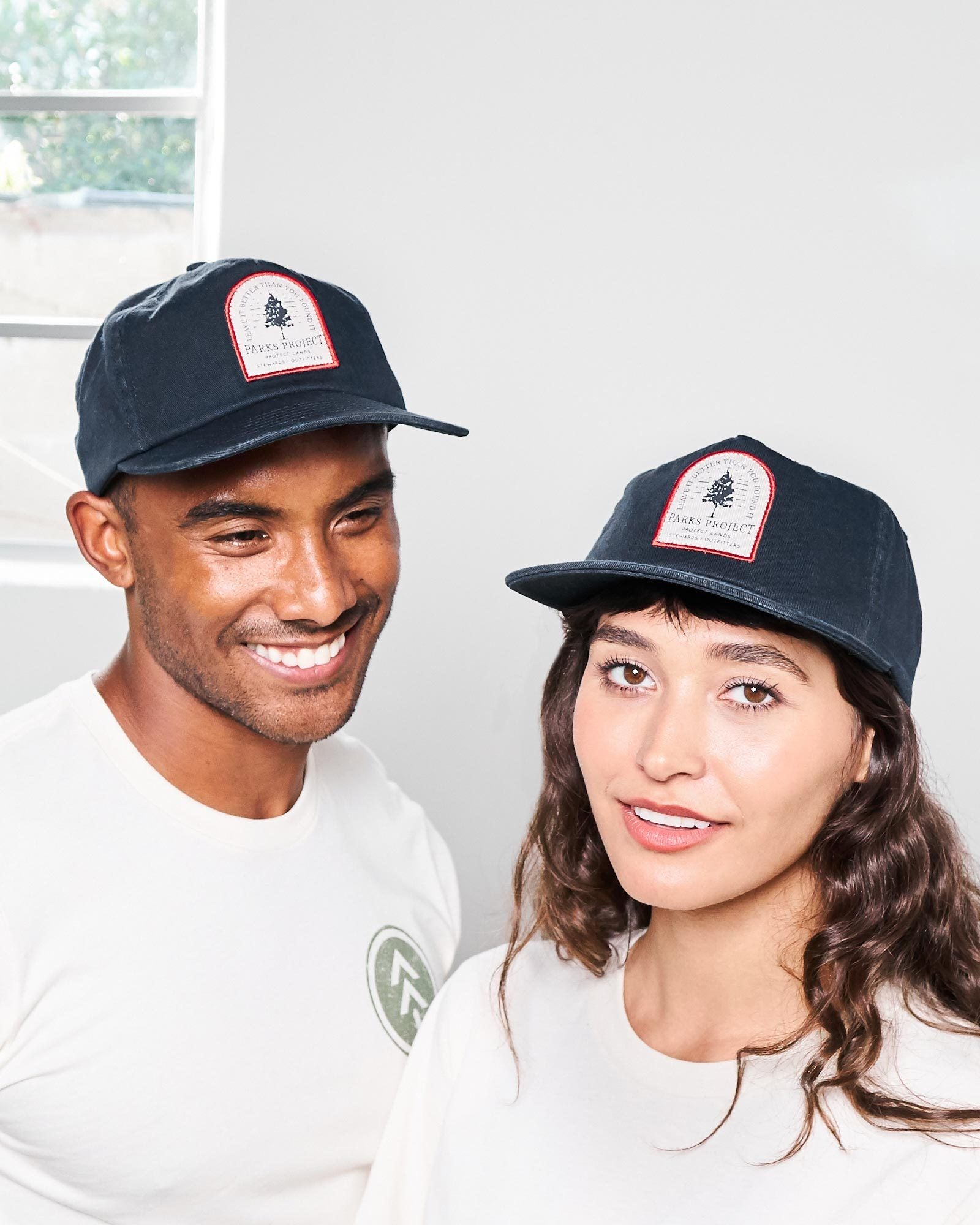 Leave it Better Tree Patch Hat
