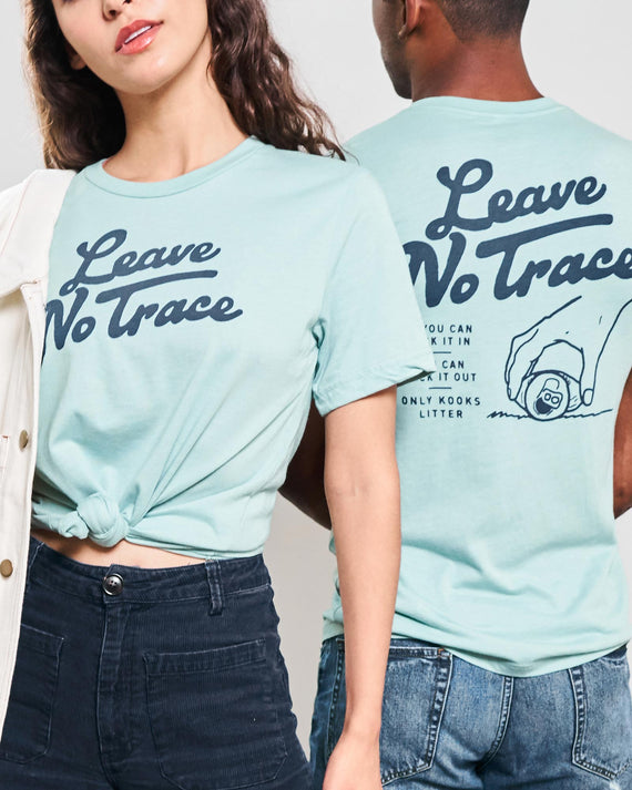 Leave No Trace Tee | Parks Project | National Parks Shirts