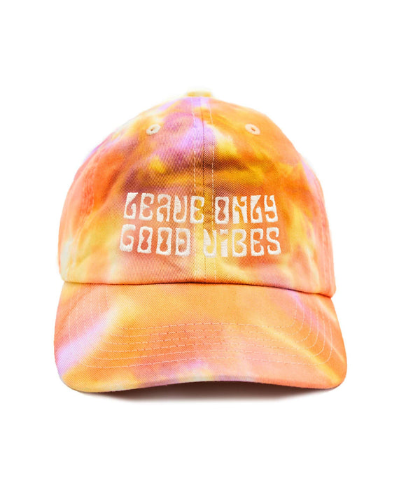 Leave Only Good Vibes Dad Hat | Parks Project | National Park Accessories