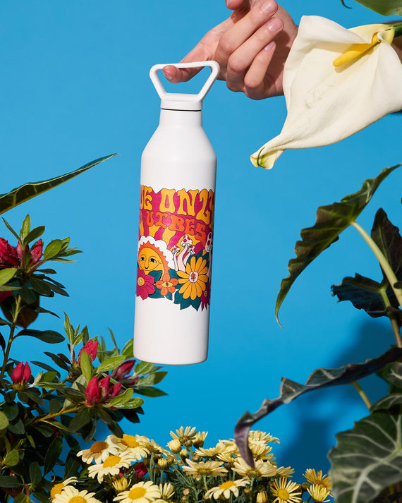 Leave Only Good Vibes Water Bottle | Parks Project | National Park Bottle