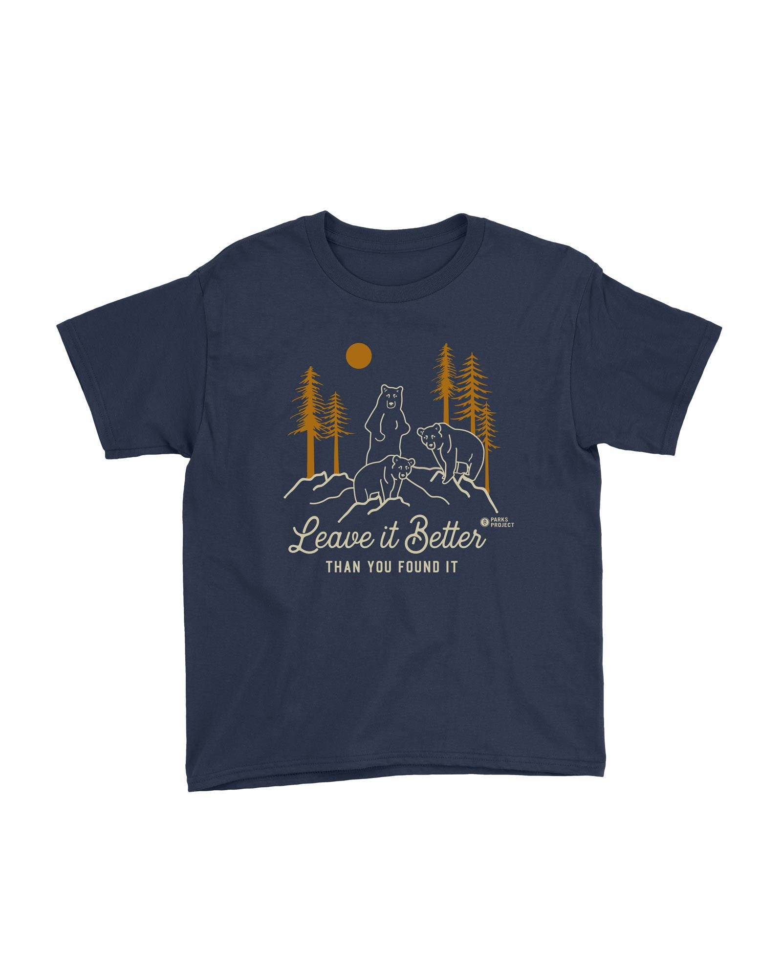 Leave It Better Kids Tee | Parks Project | National Parks Kids Gear