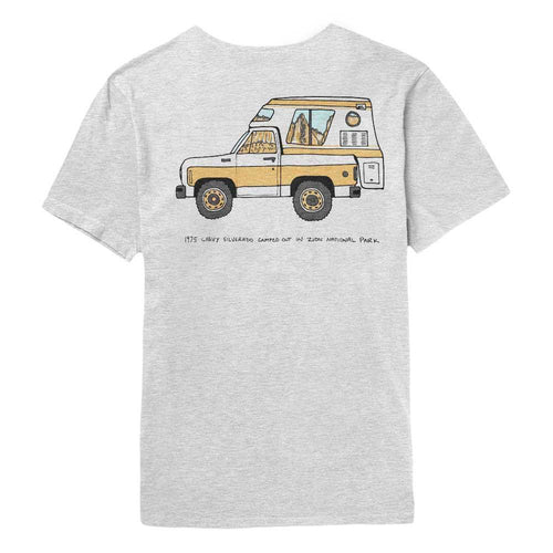 Radtruck in Zion National Park Tee | Parks Project | National Parks Tee