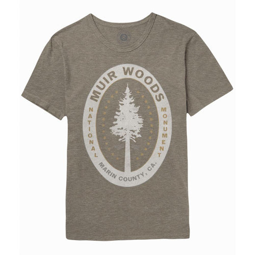 Muir Woods National Monument Vintage Coin Tee | Parks Project | National Parks Shirts