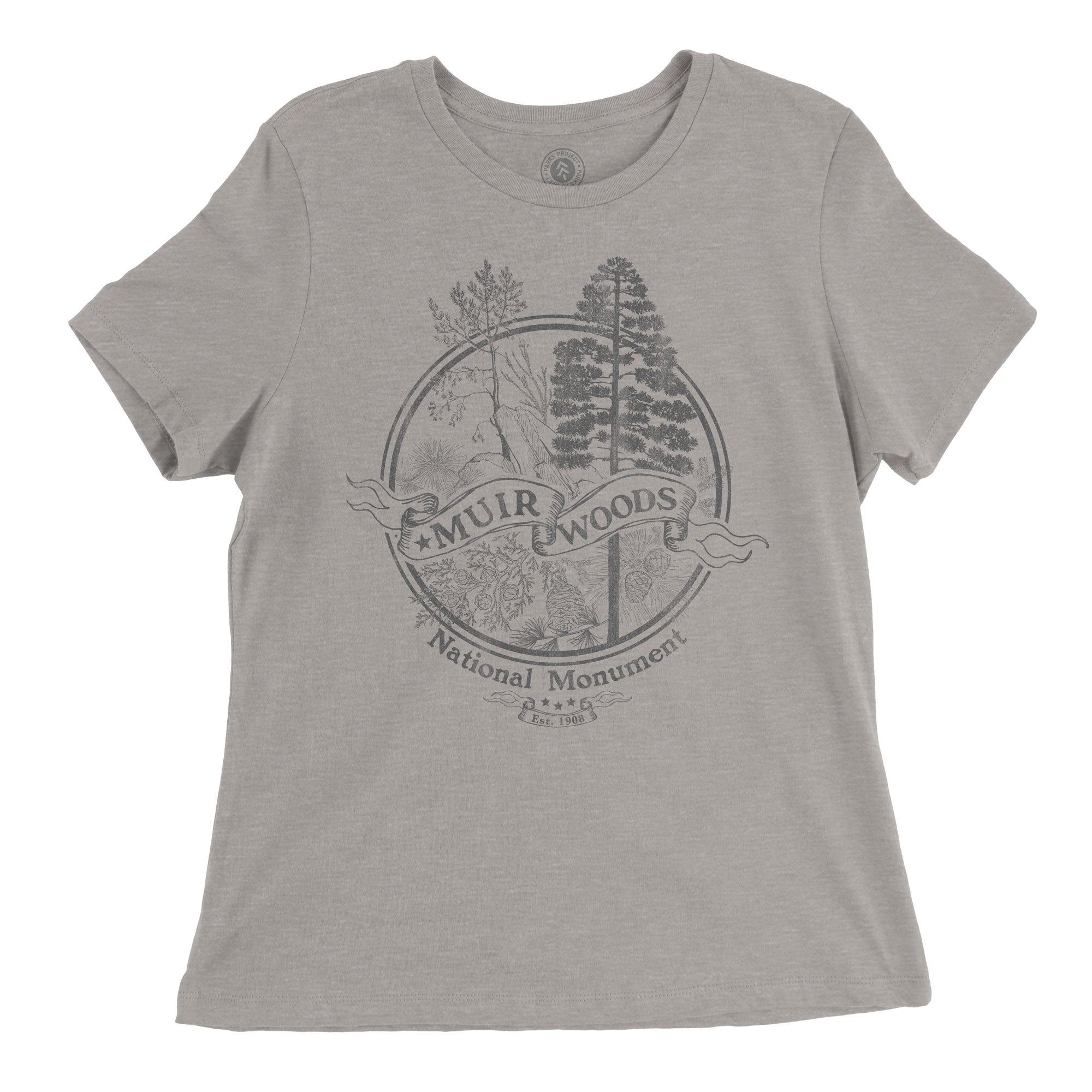 Muir Woods Sprout Women's Tee | Parks Project | National Park Tees