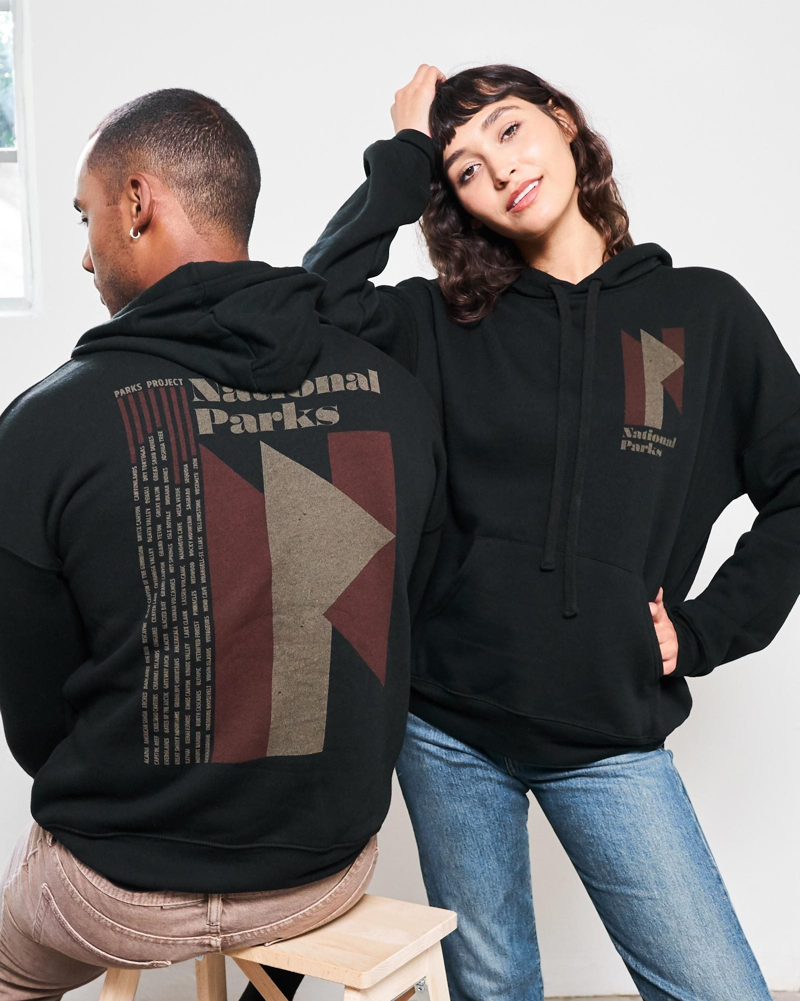 NP All National Parks Hoodie | Parks Project | National Parks Hoodies