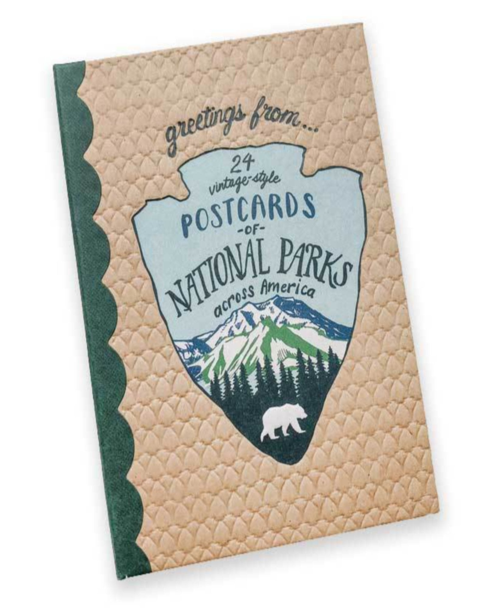 National Parks Postcard Book | Parks Project | National Park Gifts