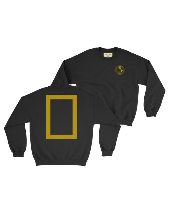National Geographic X Parks Project Border Crew Sweatshirt | Parks Project | National Parks Sweatshirt
