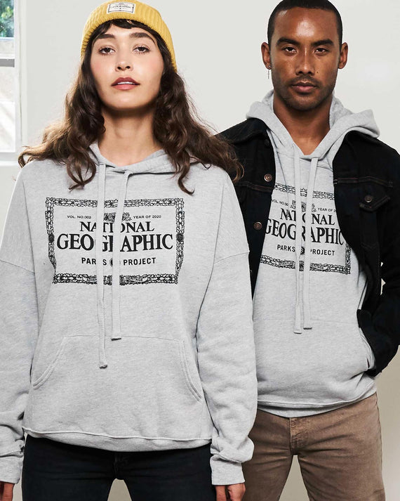 National Geographic x Parks Project Legacy Hoodie | Parks Project | National Geographic Vintage Hoodie