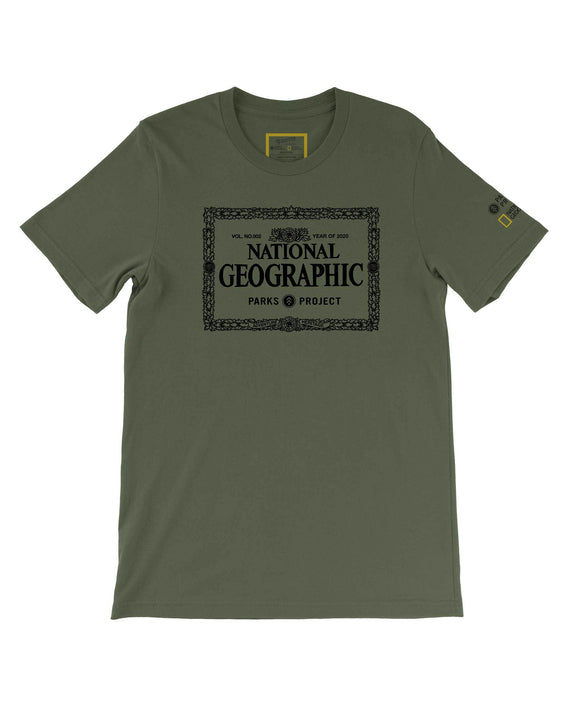 National Geographic x Parks Project Legacy Tee | Parks Project | National Geographic Clothing