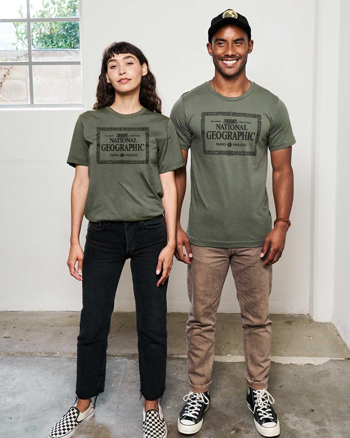 National Geographic x Parks Project Legacy Tee